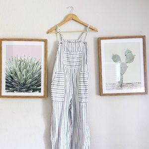 Striped Jumpsuit 🌵